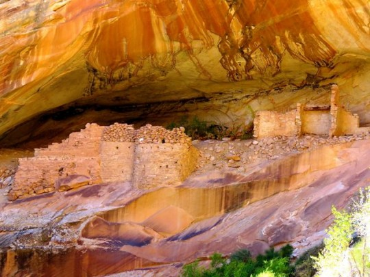 Lovely Monarch Cave Ruins
