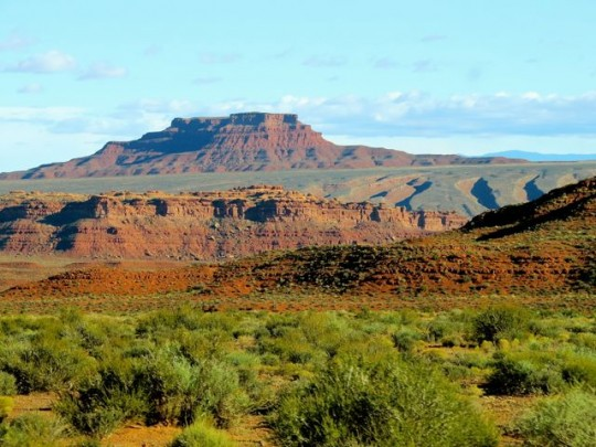 In The Valley Of The Gods