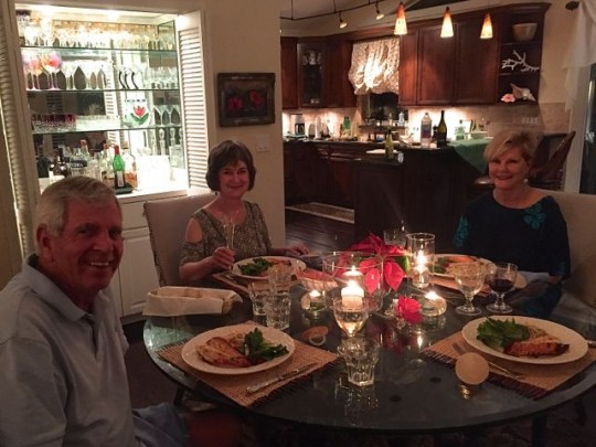 Florida Lobster Dinner With Rick And Karren