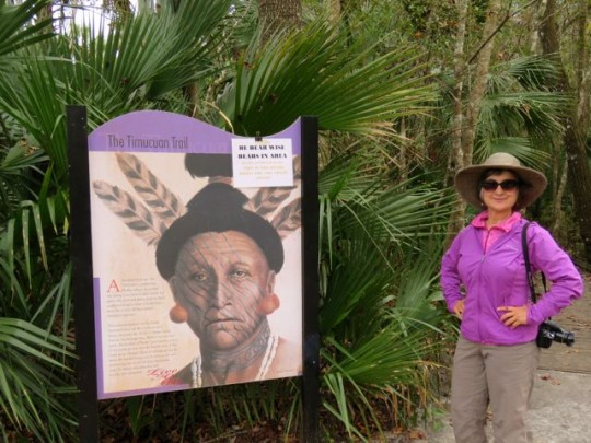 The Timucuan Trail At Alexander Springs