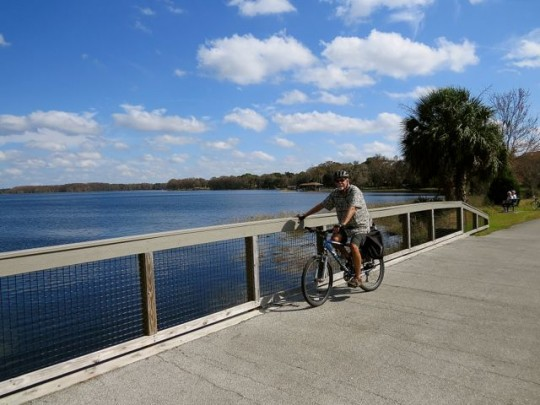 A 24-Mile Ride On The Withlacoochee Trail