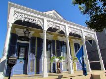 A beautifully restored cottage in Algiers