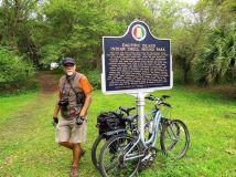 Biking and birding