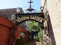 The Voodoo Garden stage