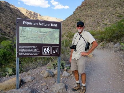 On The Riparian Nature Trail