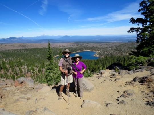 On The Tam McArthur Trail