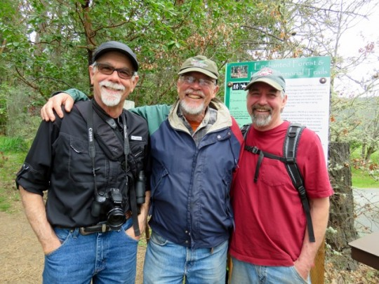 Good Buddies On The Trail
