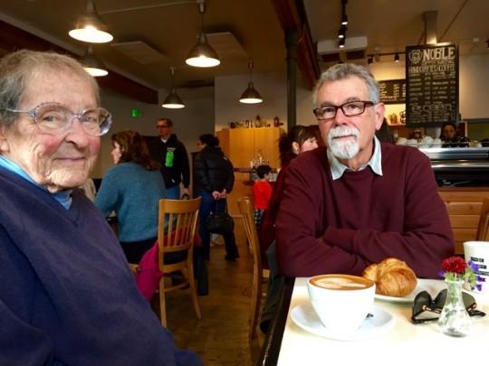 Morning Coffee With Barbara