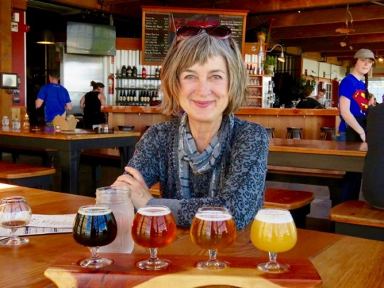 Beer Tasting At Fort George