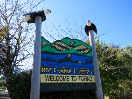 We made it to Tofino!
