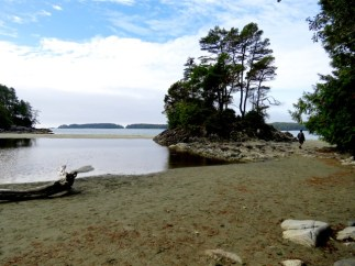 Tonquin Beach, a local favorite