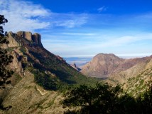 Chisos Basin, Big Bend National Park, Texas