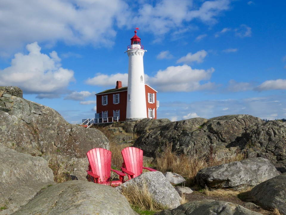 Mt. Fisgard Lighthouse, Vancouver Island, BC