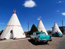 Route 66, Holbrook, Arizona