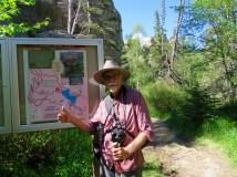 Sunday Gulch Trail: Go clockwise!