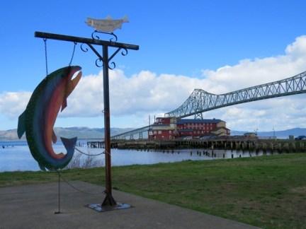 Astoria waterfront