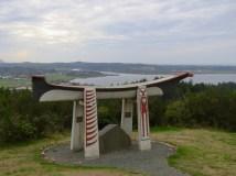 Memorial to Chinook Chief Comcomly