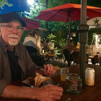Tacos and music at the Foxy Loxy Cafe