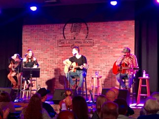 The Listening Room showcases singer-songwriters