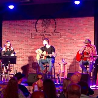 The Listening Room showcases singer-songwriters