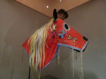 Nez Perce horse mask
