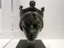 Queen Victoria's head