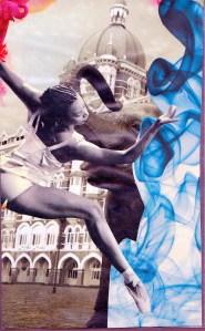 soul collage dancer