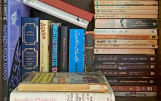 Top Five Agatha Christie Novels