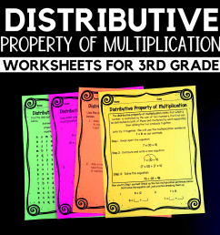 Properties of Multiplication Worksheets for 3rd Grade - Raven Cruz [ 1080 x 1080 Pixel ]