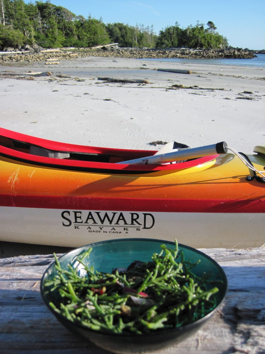 Recipe: Sea Asparagus Salad