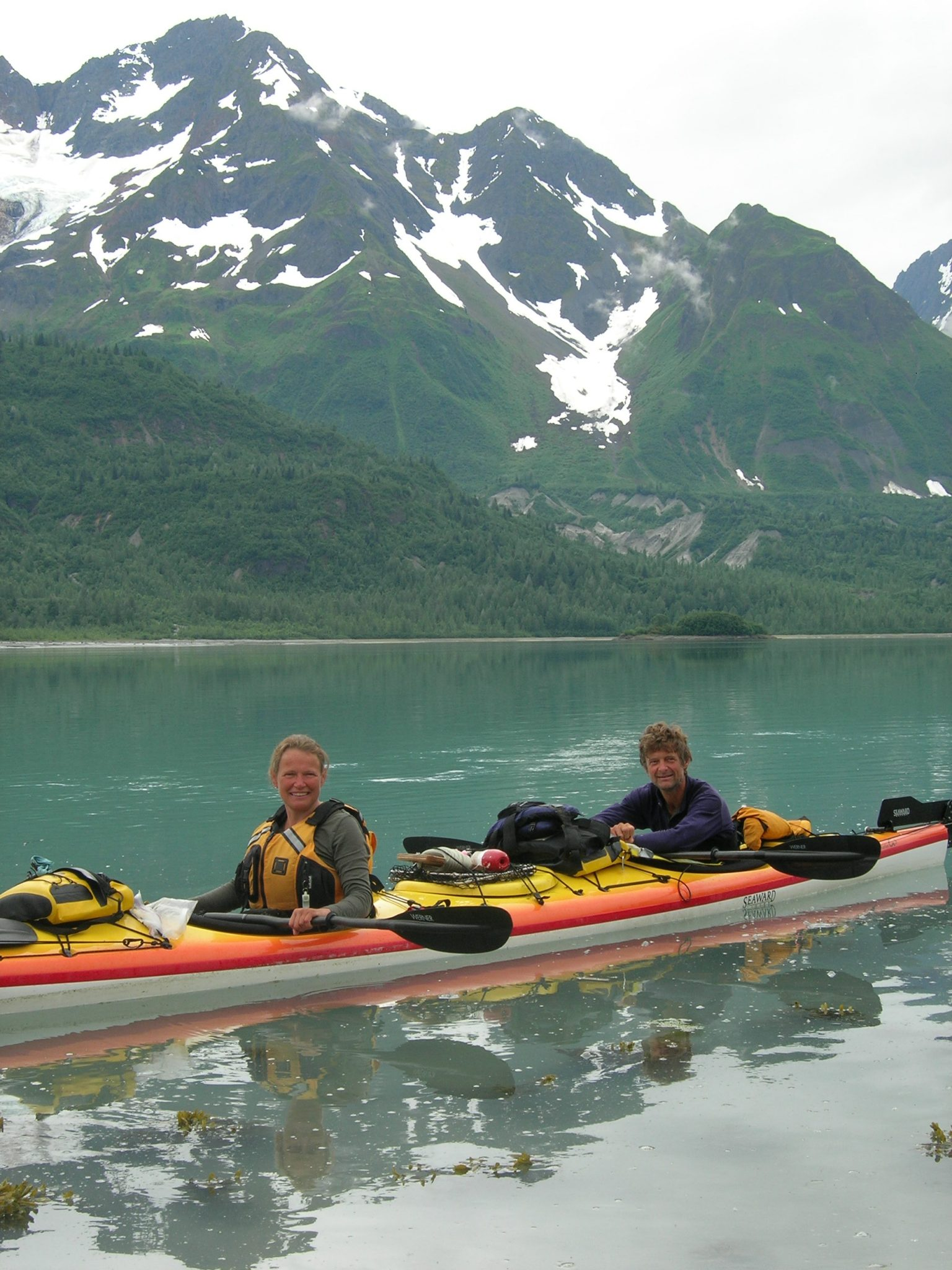 Seaward Passat G3 Review: Bewitched by a Double Sea Kayak – Raven