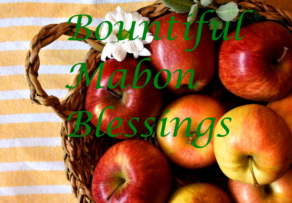 Mabon Blessings 2021