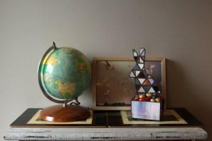 Geometric Rabbit Storage