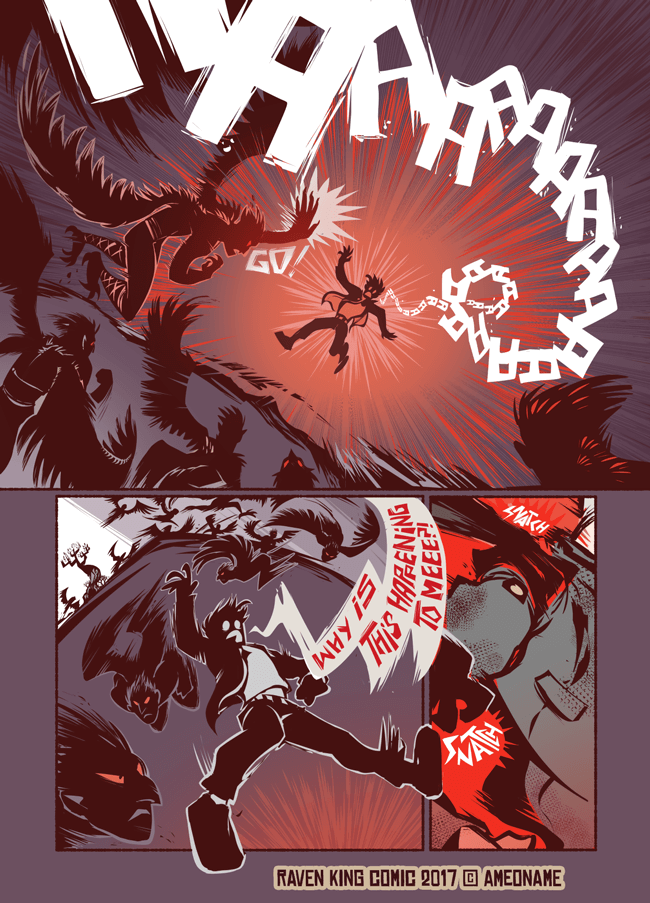 RAVEN KING Chapter 2 page 19