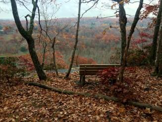 Raven Rocks Overlook - November 2015