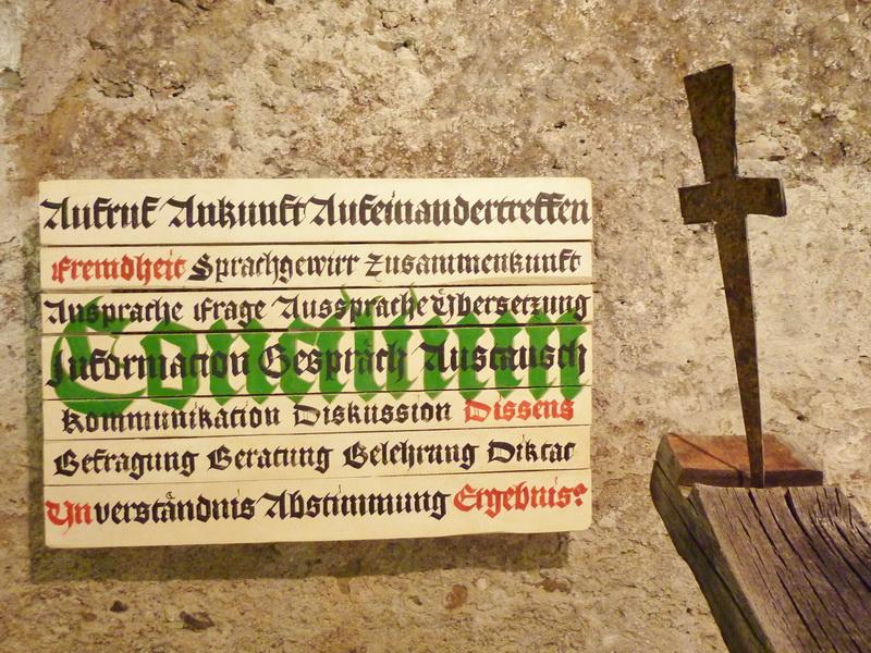 Carola Weber-Schlak: Jan Hus, EuroNorm'14