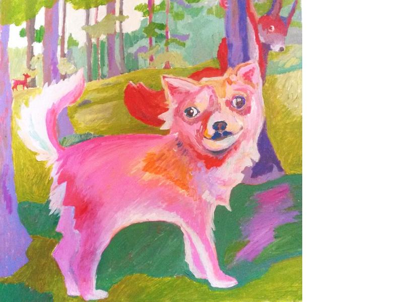Heike Doll: Hund