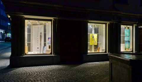 Galerei auf Zeit - Ravensburg-Weinghartener Kunstverein im KONPLOTT