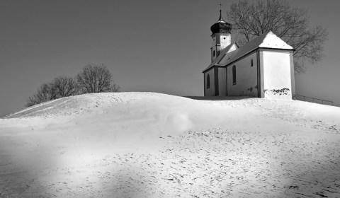 Ernst Pini: WInter in Oberschwaben