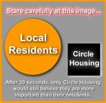 Circle Housing v Local Residents logo