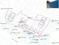 Ravensbury Garages - site plan