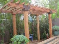Landscaping  Pergola at the end of a Pool | Ravenscourt ...