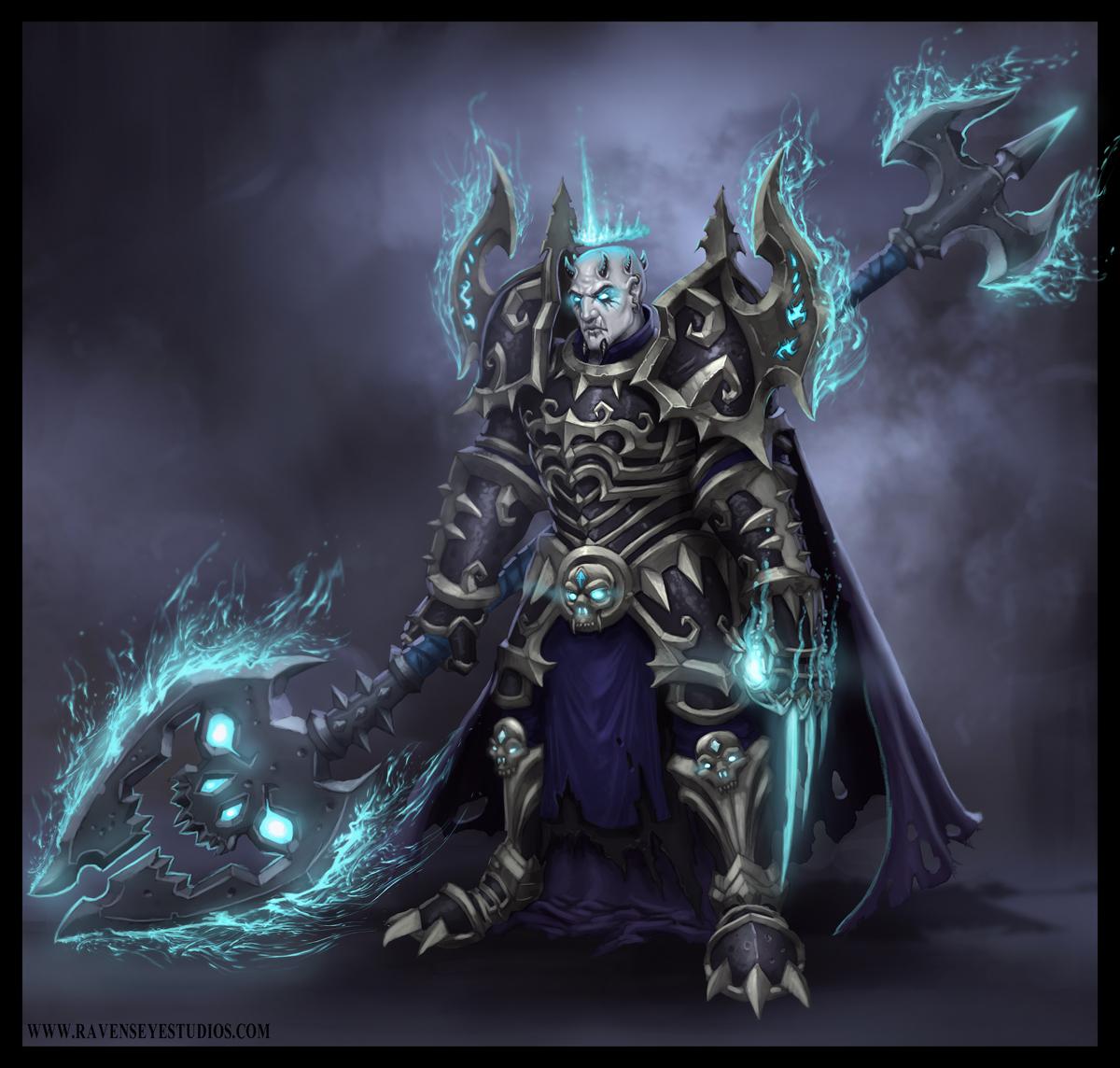Knight Armor Concept Art