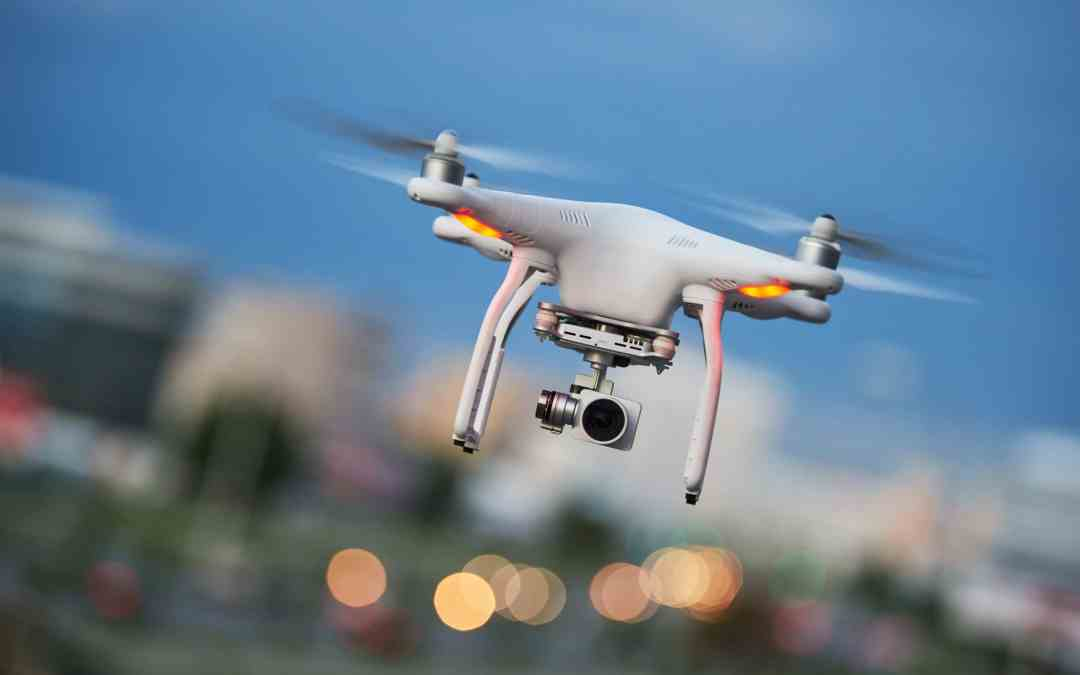 Never Underestimate the Power of Drone Training