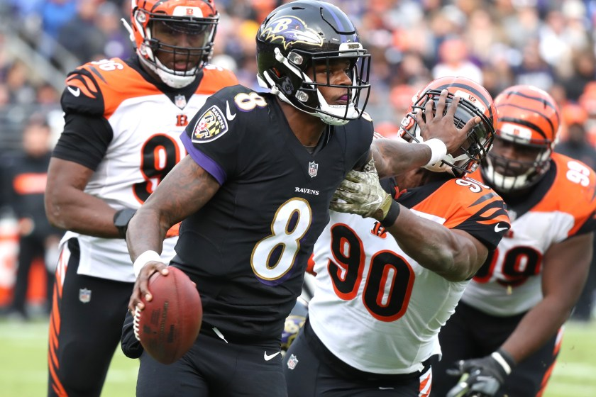 NFL pick em Week 6: Who the experts are taking in Ravens vs. Bengals