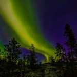 Aurora, Northern Lights, Yellowknife, Canada
