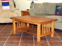 Craftsman Style Coffee Table - Done! - Ravenview