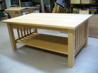 Craftsman Style Coffee Table - Part 5 - Ravenview
