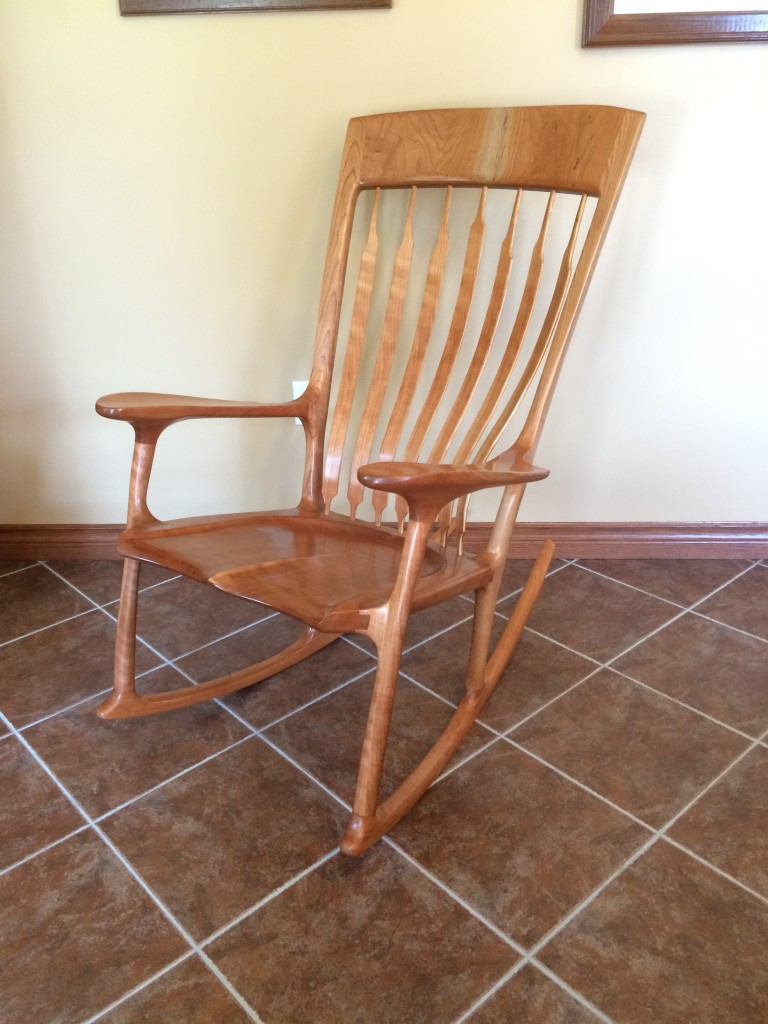 Hal Taylor Rocking Chair