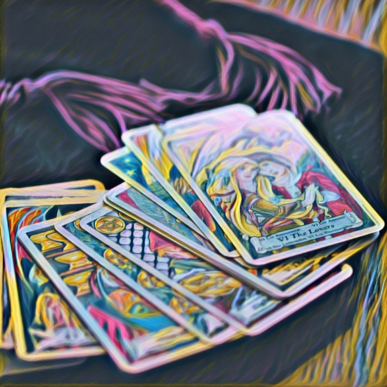 Tarot & Oracle Menu
